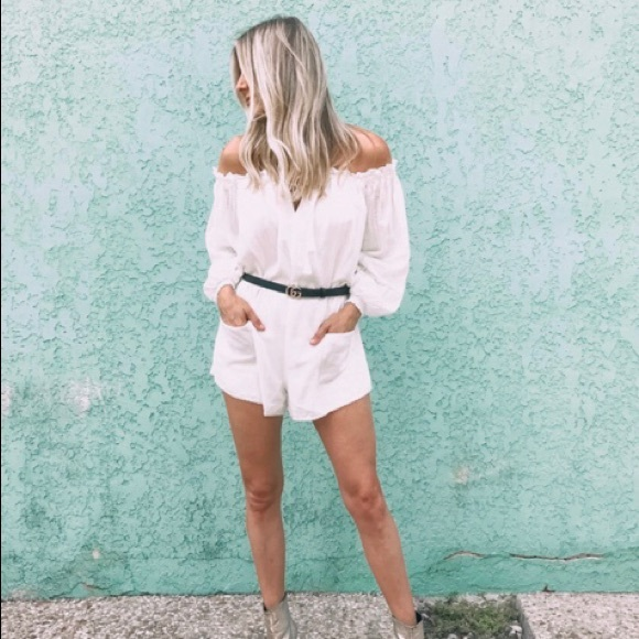 Spell & The Gypsy Collective Pants - Spell and the Gypsy Milla Romper NWT